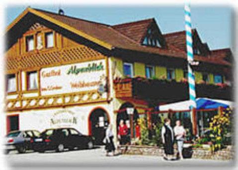 Gasthof Hotel Alpenblick